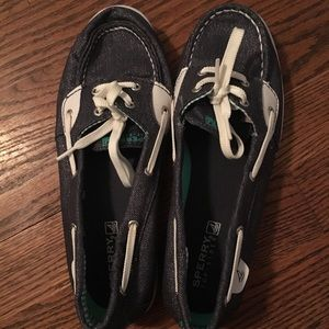 Child's Sperry- girls size 4.5